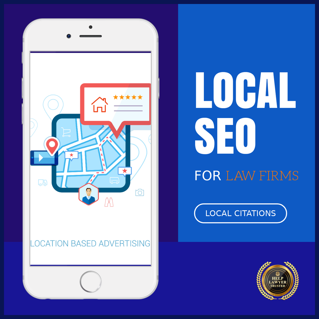 Local SEO For Law Firms, Building Your Local Citations
