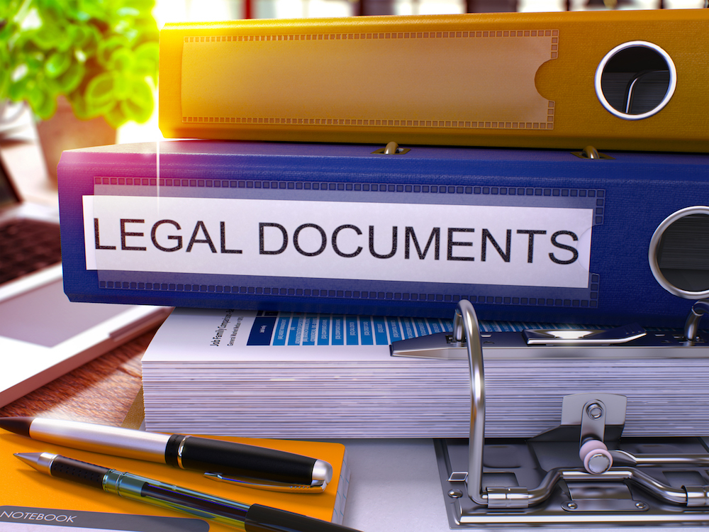 Ten Legal Documents You Should Have In Case Of A Disaster Emergency - Types of legal documents