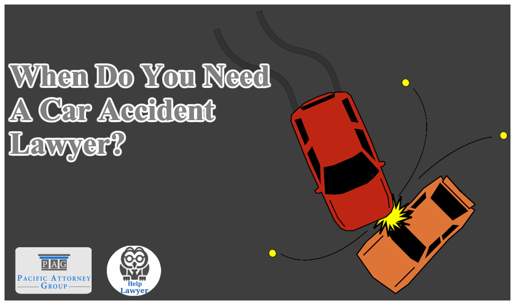 Car Accidents: When to Contact an Attorney