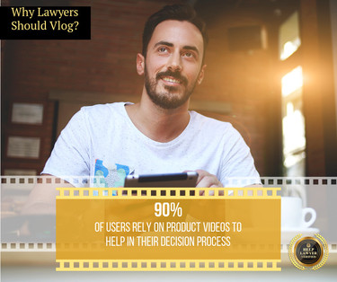 Why Lawyers Should Vlog