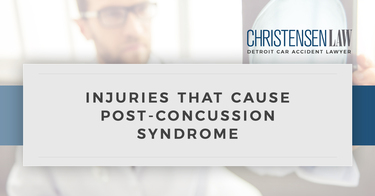 Injuries That Cause Post-Concussion Syndrome