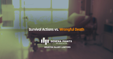 Survival Actions vs. Wrongful Death