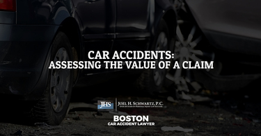 Car Accidents: Assessing the Value of a Claim