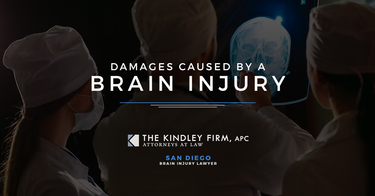 Damages Caused by a Brain Injury