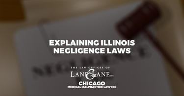 Explaining Illinois Negligence Laws