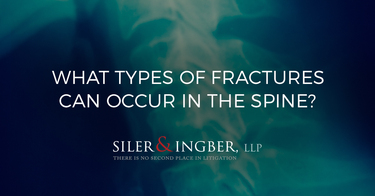 What Types of Fractures Can Occur in the Spine?