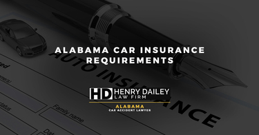 Alabama Car Insurance Requirements