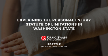 Explaining the Personal Injury Statute of Limitations in Washington State